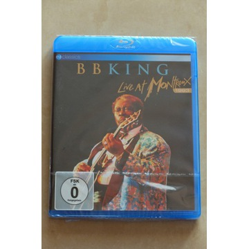 Nowy Blu Ray B.B. King - Live At Montreux 1993