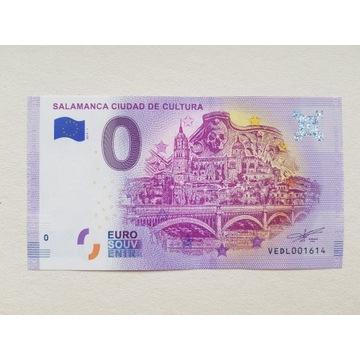 0 Euro - Salamanca Ciudad De Cultura - Hiszpania