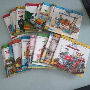 Mądra mysz - Mam przyjaciela... zestaw 26 książek