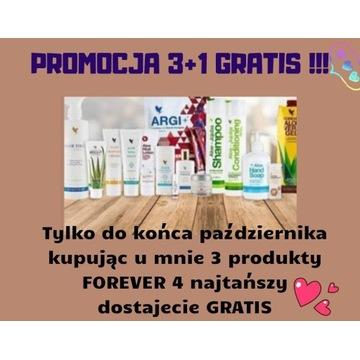 Promocja FOREVER