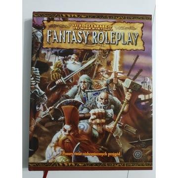 Warhammer Fantasy Roleplay - księga zasad