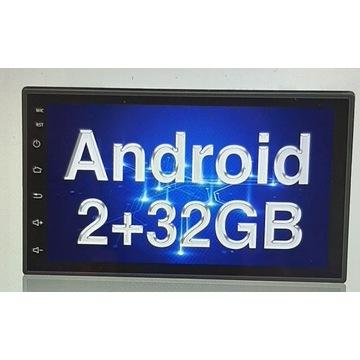Radio samochodowe 7cal 2 Din Android 9.1