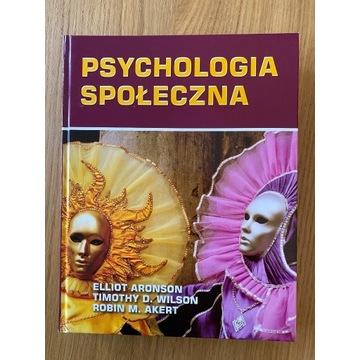 Psychologia społeczna Aronson