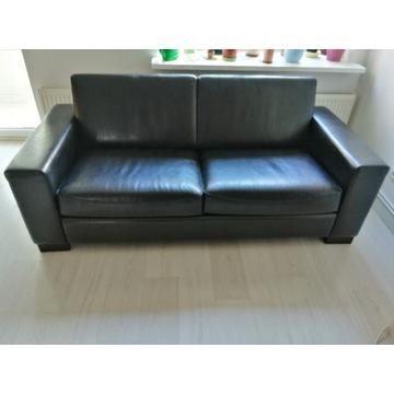 Skórzana sofa w świetnym stanie (Sofa Linea)