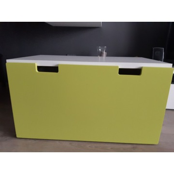 Ikea STUVA ławka + szuflada kolor zielony