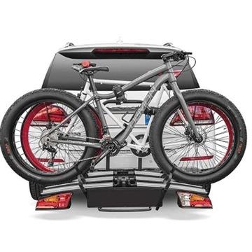 Bagaznik na hak 3 rowery uchyt nowy 4 menabo thule