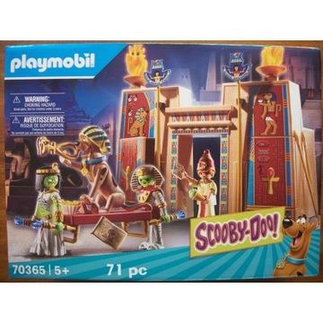 Playmobil 70365 Scooby - Doo Przygoda w Egipcie