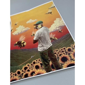 Tyler the Creator plakat Flower Boy
