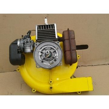 opryskiwacz spalinowy Turbine  silnik