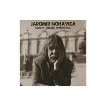 CD JAROMIR NOHAVICA Kometa - The Best of