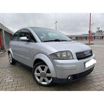 Audi A2 panorama 2001