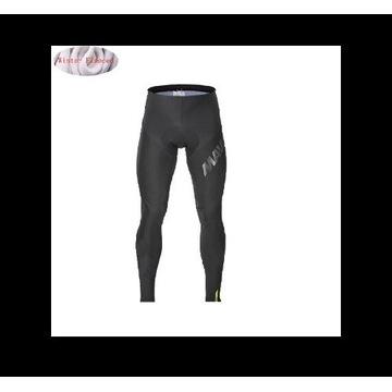 Ciepłe spodnie na rower XXL