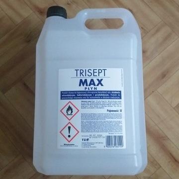 Trisept max płyn 5L
