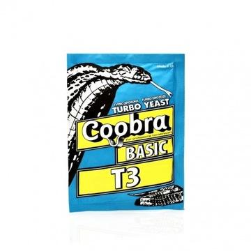 Drożdże gorzelnicze COOBRA BASIC T3 do wódek