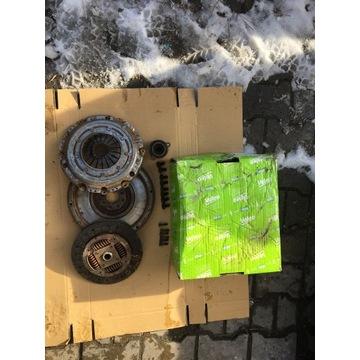 Kompletne sprzęgło vw t4 2.5tdi sztywne koło