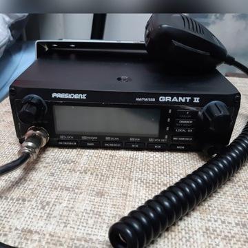 CB Radio President Grant 2