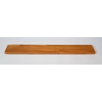 Deska bukowa 75cm na przystawki, świece i inne