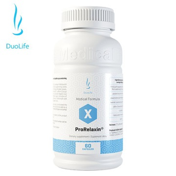 DuoLife Medical Formula ProRelaxin - redukuj stres