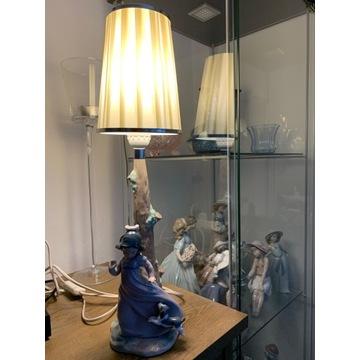 Lampa porcelanowa NAO by LLADRO