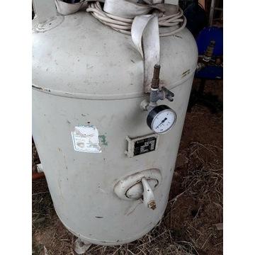 Sprężarka kompresor 500 litry