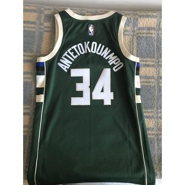 Koszulka Nike NBA Swingman Milwaukke Bucks 34
