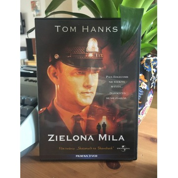 FILM ZIELONA MILA VIDEO CD