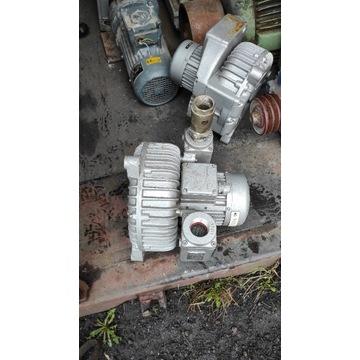 Pompa próżniowa wentylator bocznokanałowyRIETSCHLE