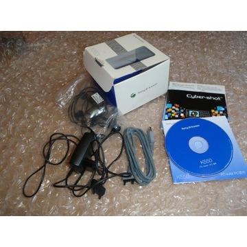Ładowarka+pozostałe akcesoria Sony Ericsson K 550i