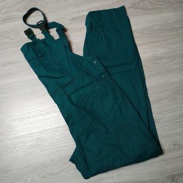 Nowe! Spodnie robocze ogrodniczki męskie L-XL