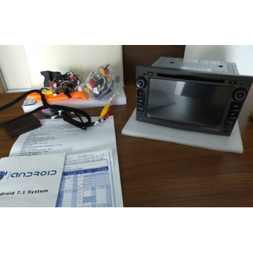 Radio Android 2 DIN Opel Astra III H