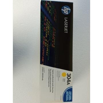 Toner HP 304A Yellow CC532A