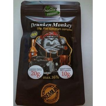Drożdże winne + pożywka 30g. Drunken Monkey PRO