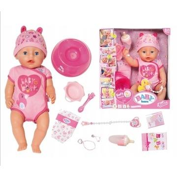 LALKA BABY BORN Interaktywna Dzień Dziecka Prezent