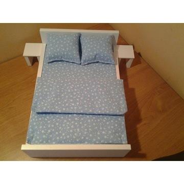 Łóżeczko dla lalek max 30cm