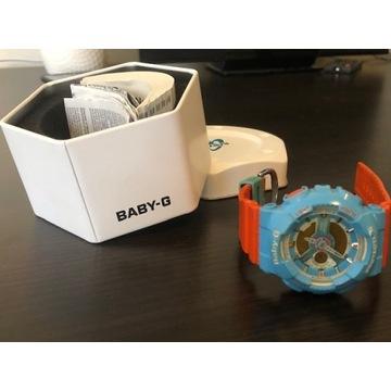 zegarek dziecięcy BABY-G