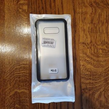 Zestaw 3 x Etui Samsung Galaxy S10e, alu magnetycz