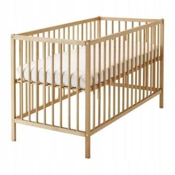 Łóżeczko dziecęce 120x60
