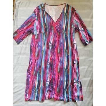 sukienka  plus size 56/58