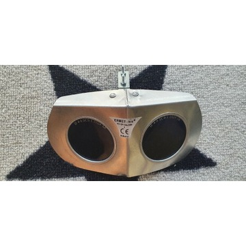 Okulary dla wytapiaczy metali i szkła