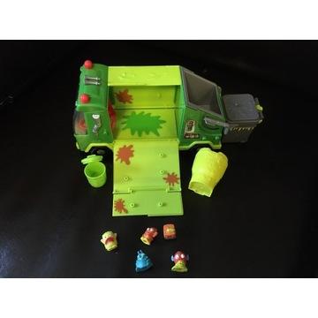 TRASH PAK Śmieciarka cobi 06242 plus śmieciaki