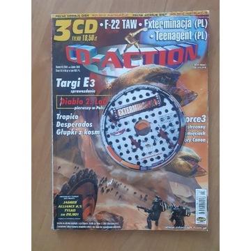 Cd action nr 62 07/2001 plus cd