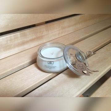 Świeczka sojowa naturalna , ekologiczna świeca