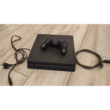 Konsola playstation 4 ps4 SLIM + orygPad Dualshock