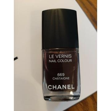 Chanel Le Vernis 669 Chataigne