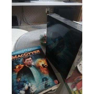 Macgiver 2 sezon 6 płyt dvd