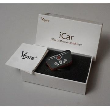 Adapter interfejs OBD2 Bluetooth VGATE ICAR2