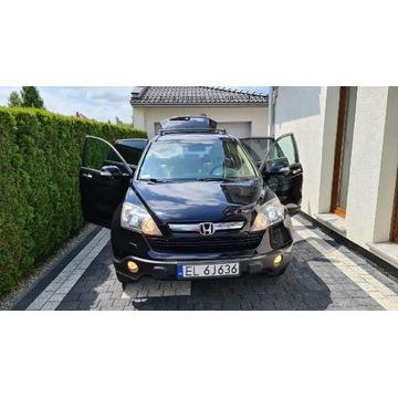 Honda CRV 2008 Hak, Benzyna + LPG