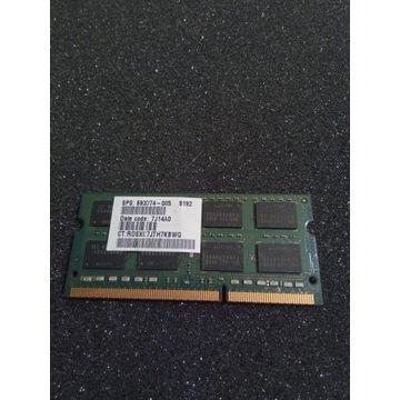 Pamięć RAM DDR2 Hynix HYMP564S64BP6-C4 512 MB