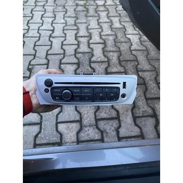 Radio Renault megane