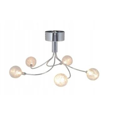 Lampa sufitowa Homebase CRACKLE 50cm METAL